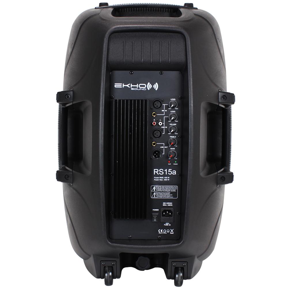 rs1500a v3 active pa speaker 1600w ipp 15 dj disco sound system ebay. Black Bedroom Furniture Sets. Home Design Ideas