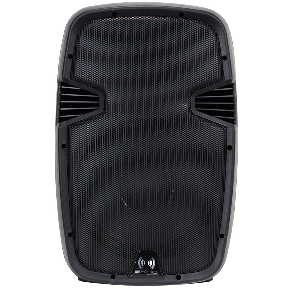 rs12a 12 inch active pa speaker system 600w mobile stage. Black Bedroom Furniture Sets. Home Design Ideas