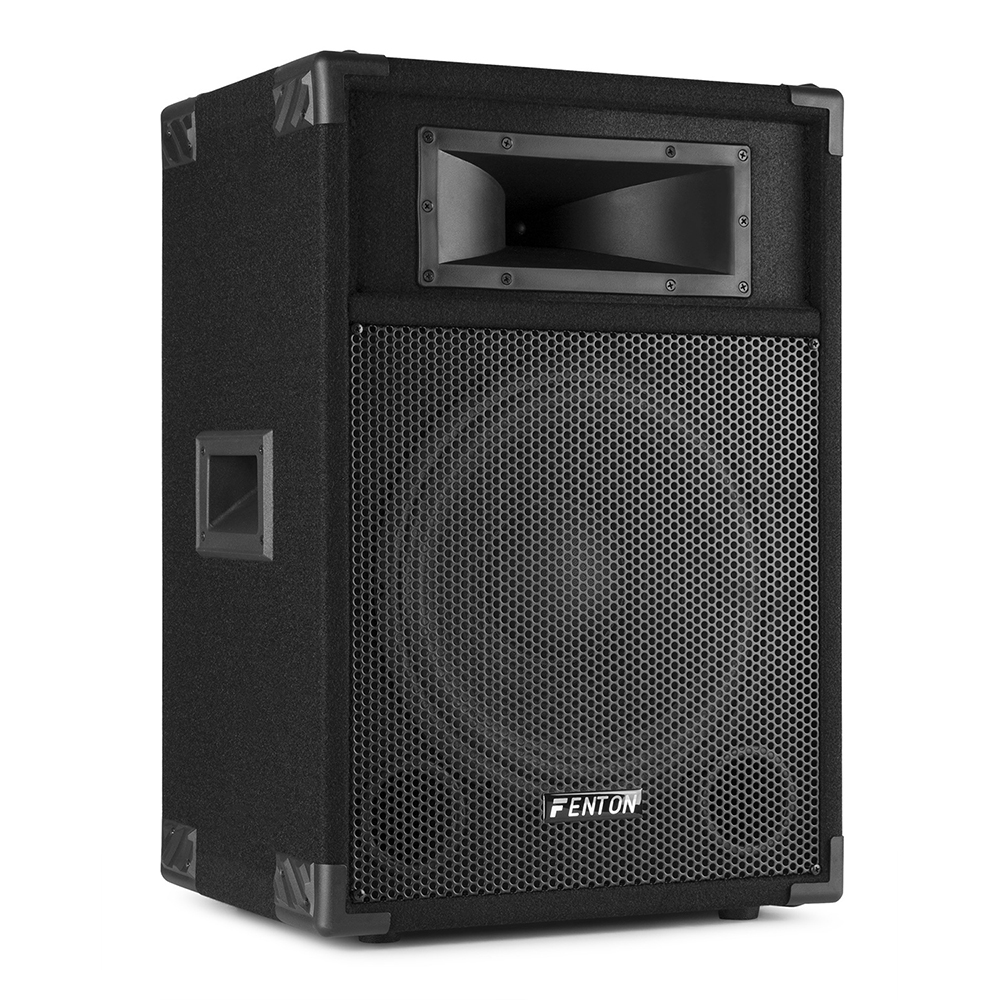 skytec 12 csa 12 active powered karaoke pa speaker disco. Black Bedroom Furniture Sets. Home Design Ideas