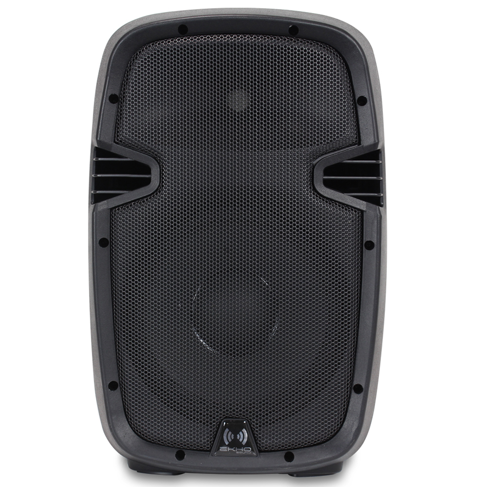 portable pa dj disco party active speaker 10 woofer small high power 400w 5055664353028 ebay. Black Bedroom Furniture Sets. Home Design Ideas