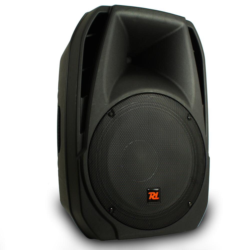 2x power dynamics 15 active pa disco speakers party sound. Black Bedroom Furniture Sets. Home Design Ideas