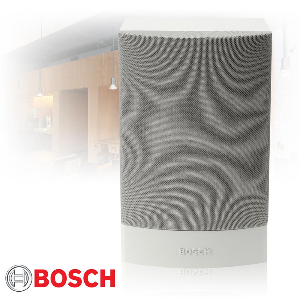 Bosch 100v Line Wall Ceiling Mount Speaker 6w White