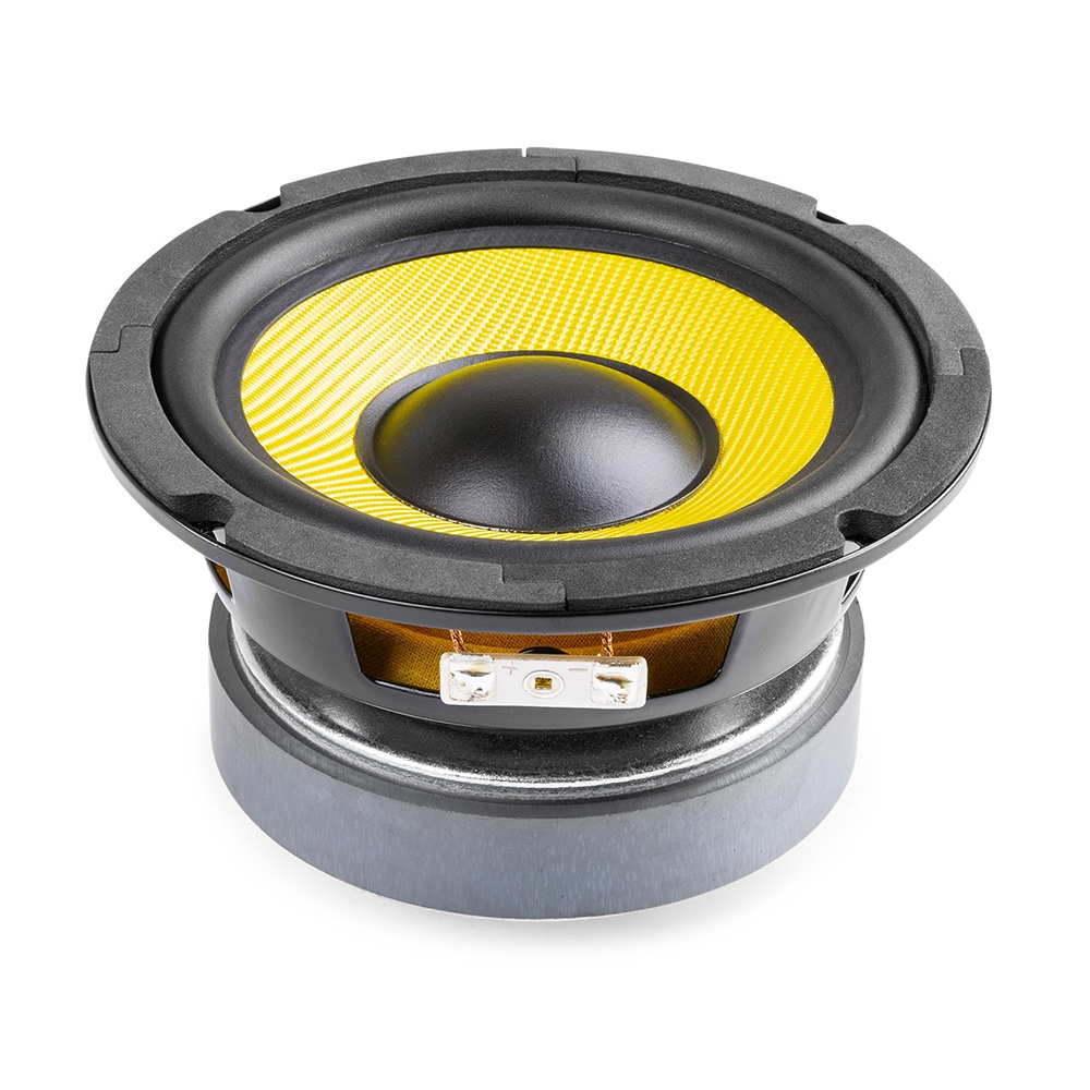 Pair 5 25 Quot 200w High Power Replacement Hifi Woofer Driver