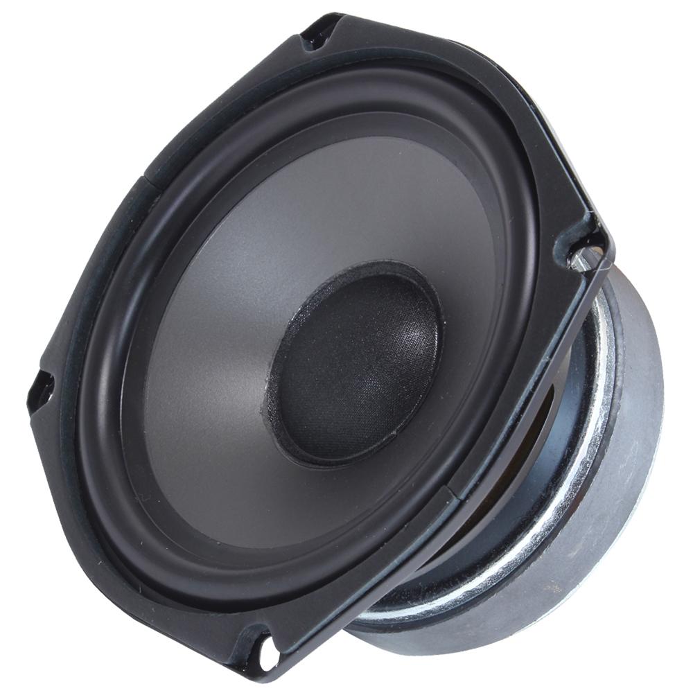 monacor sph 135tc 4 5 inch dual coil speaker driver 2x 60w ebay. Black Bedroom Furniture Sets. Home Design Ideas