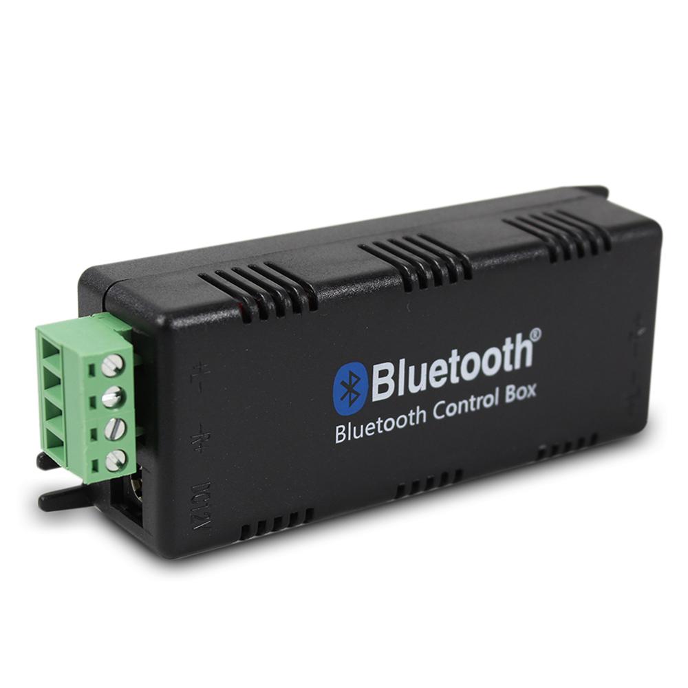 e audio bluetooth control box stereo amplifier installation 2x15w speaker output ebay. Black Bedroom Furniture Sets. Home Design Ideas