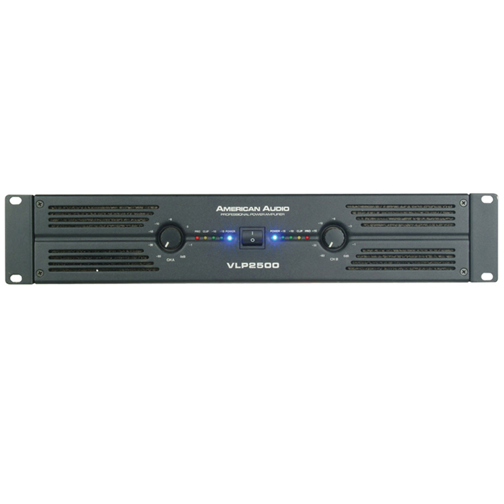 American Audio VLP2500 Power Amplifier  1141000012