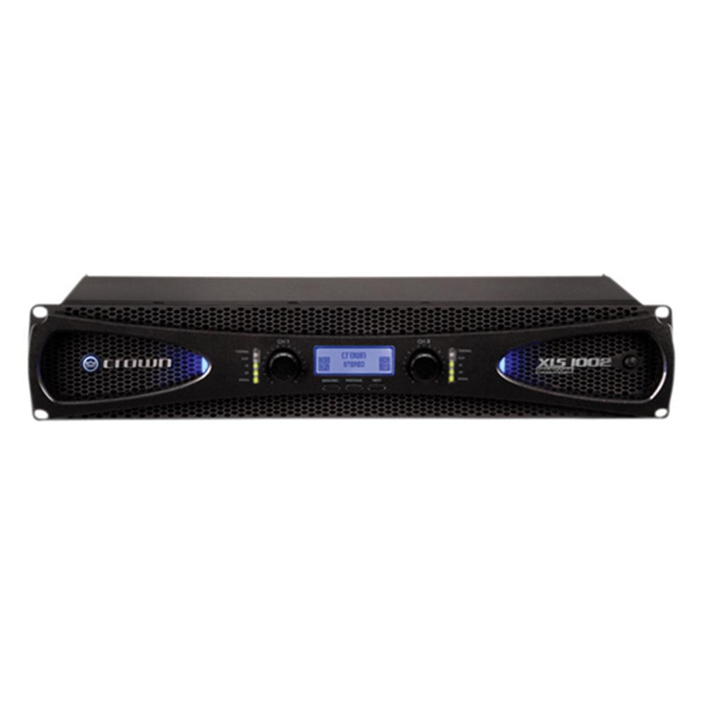 Crown HR125A XLS1002 DriveCore Stereo Slave Amplifier 4 Ohms 350W