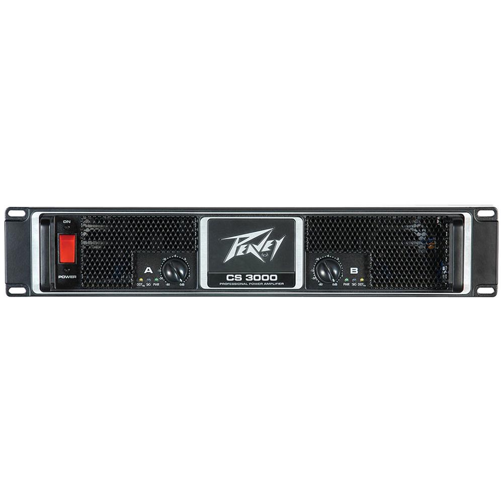 Peavey CS Series Power Amp CS 3000