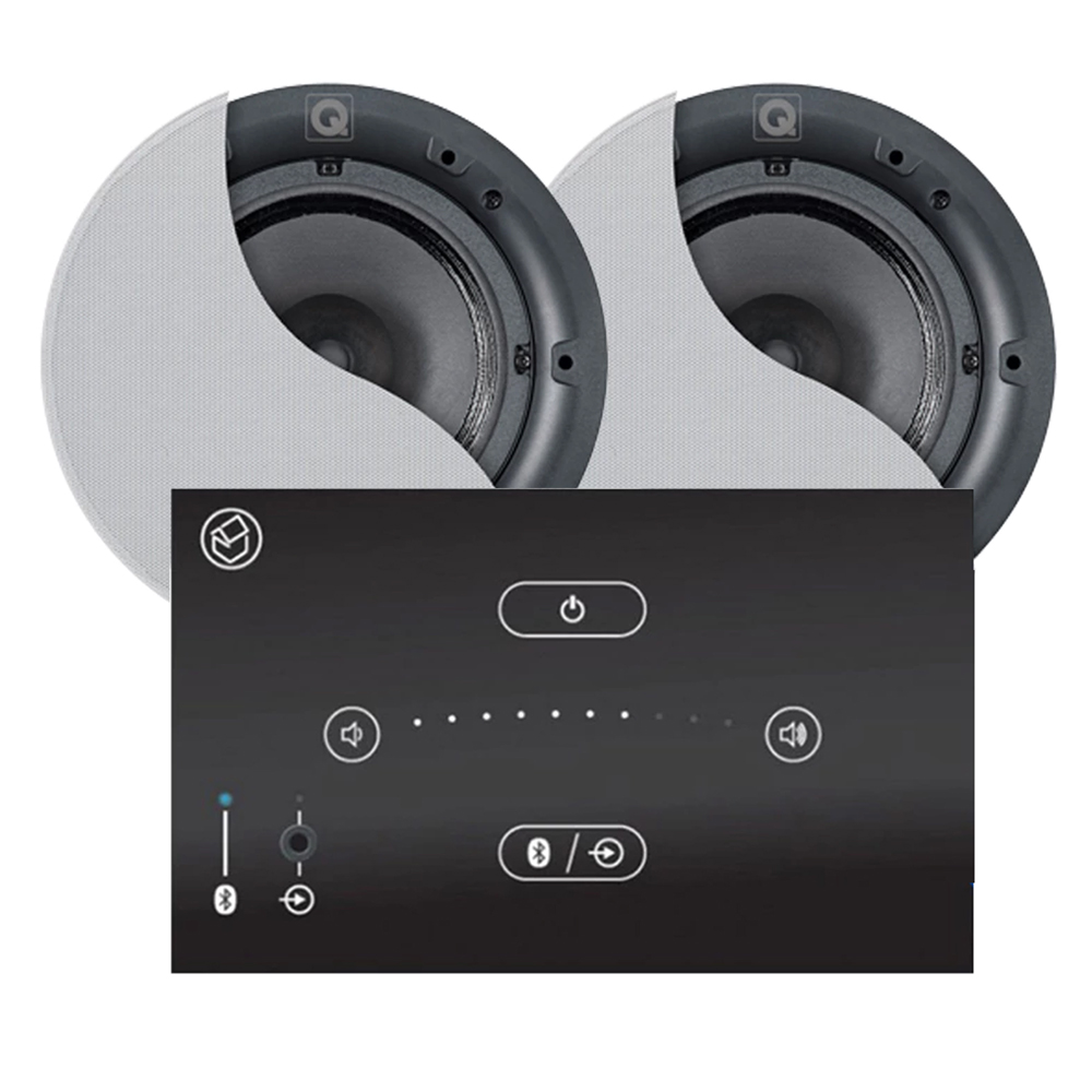 Systemline E50 Ceiling Speaker & Amplifier System