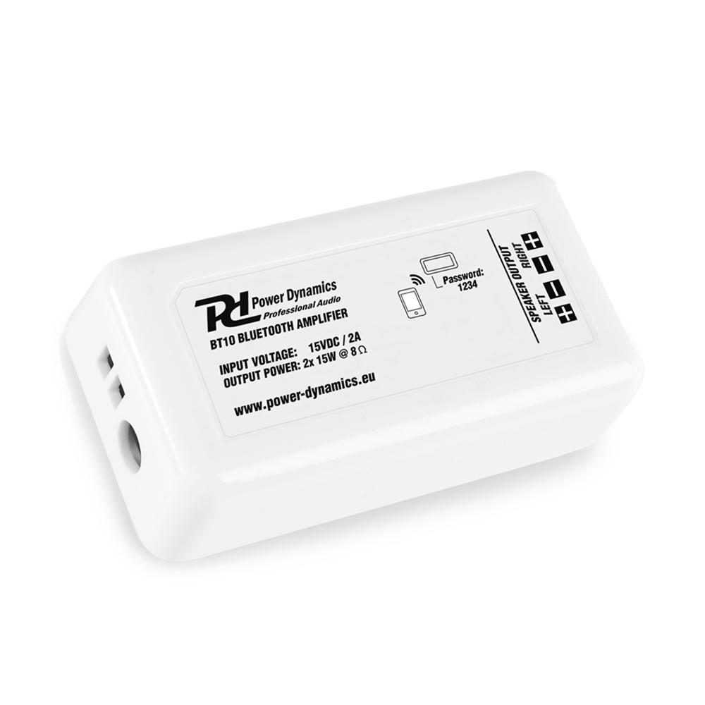 PD BT10 Compact Bluetooth Amplifier