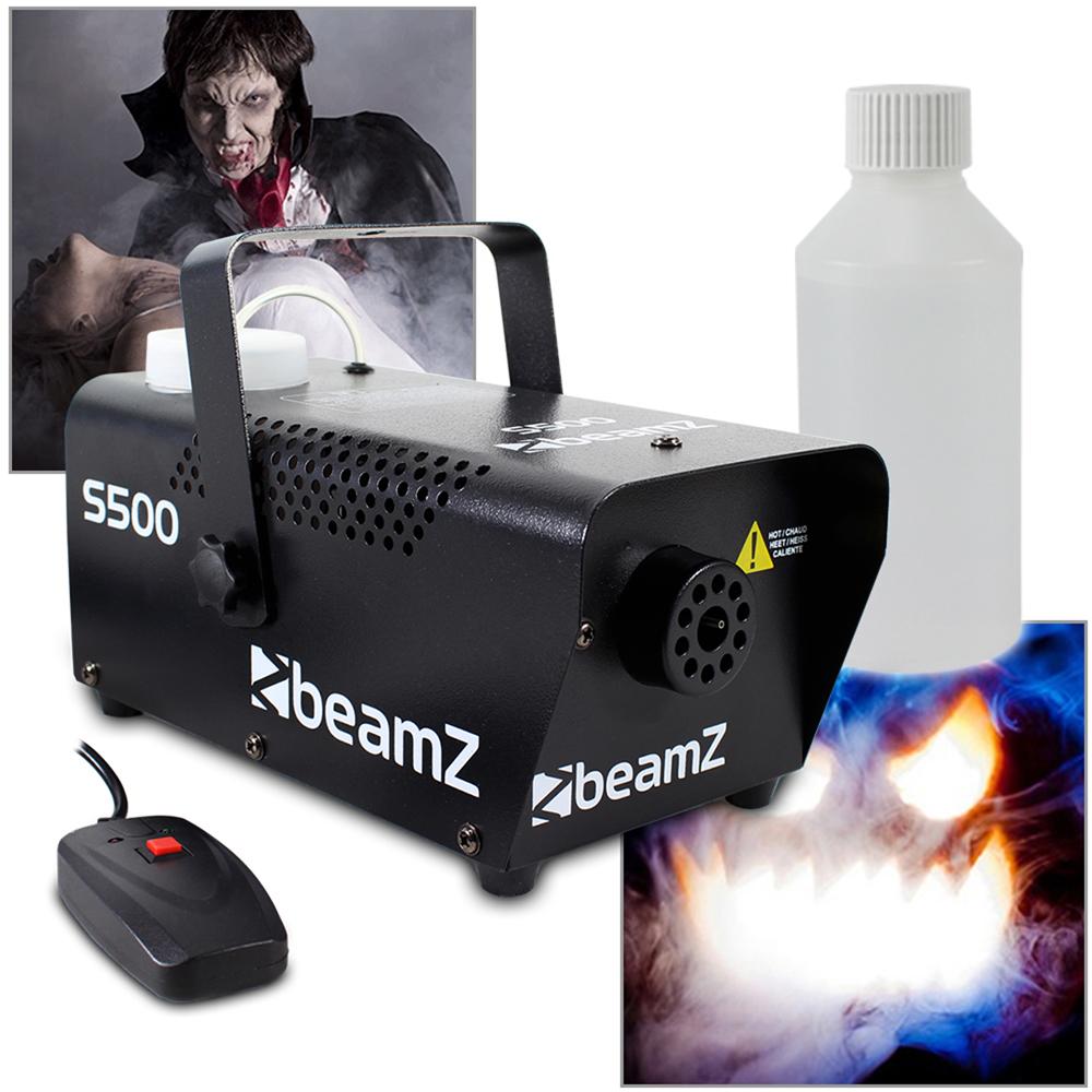 smoke machine remote