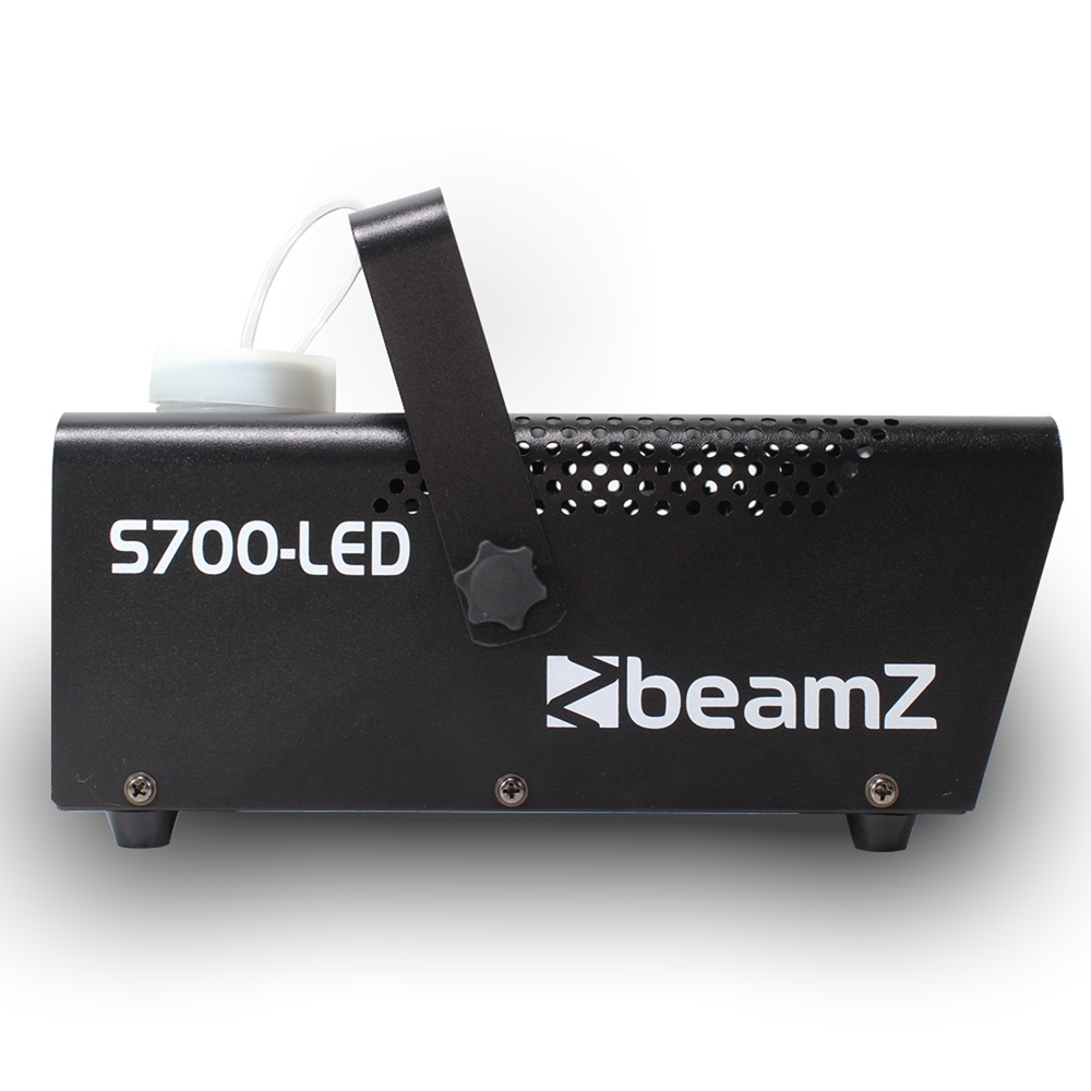 Beamz S700 Smoke Machine With Fire Flame Effect Dj Disco