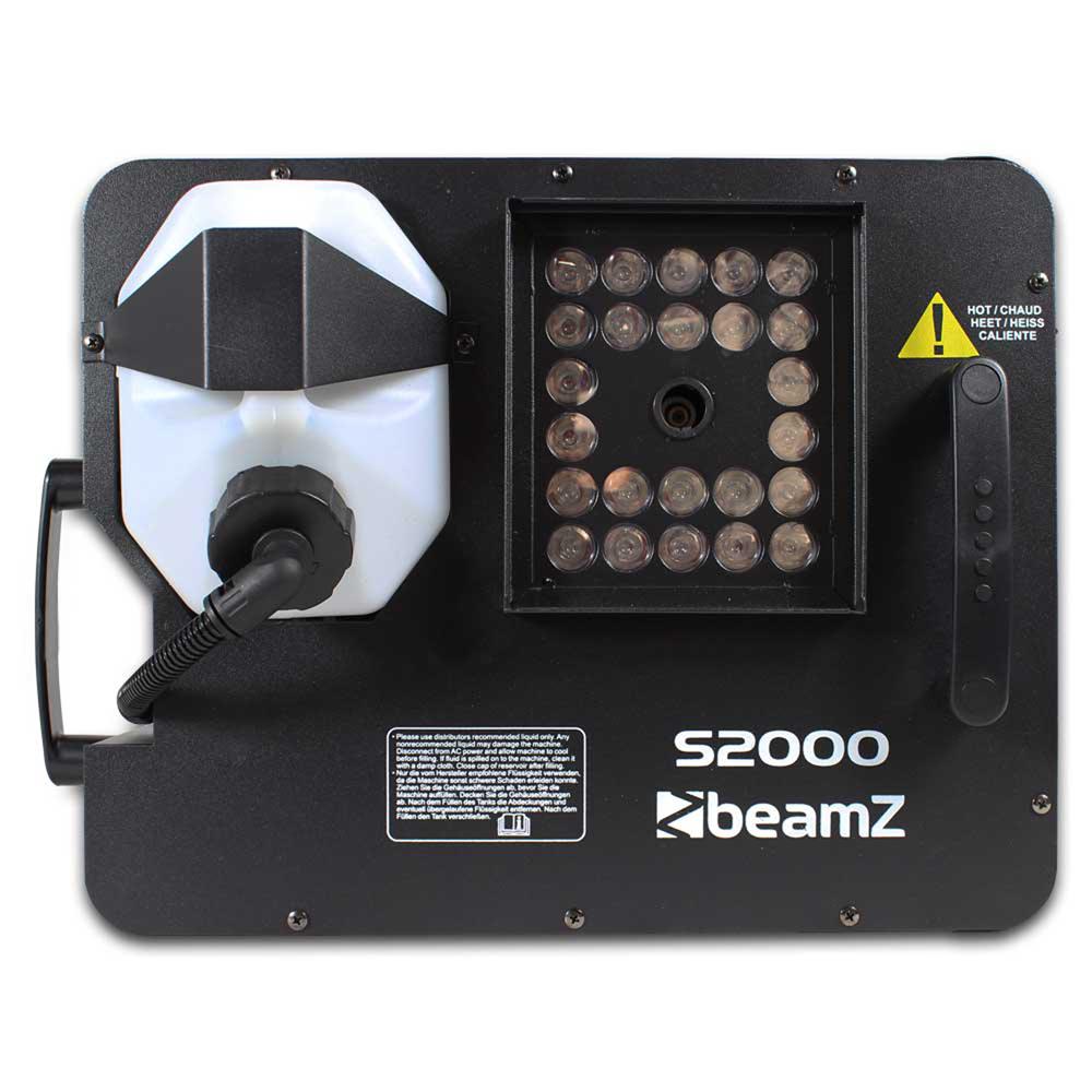 dmx fog machine