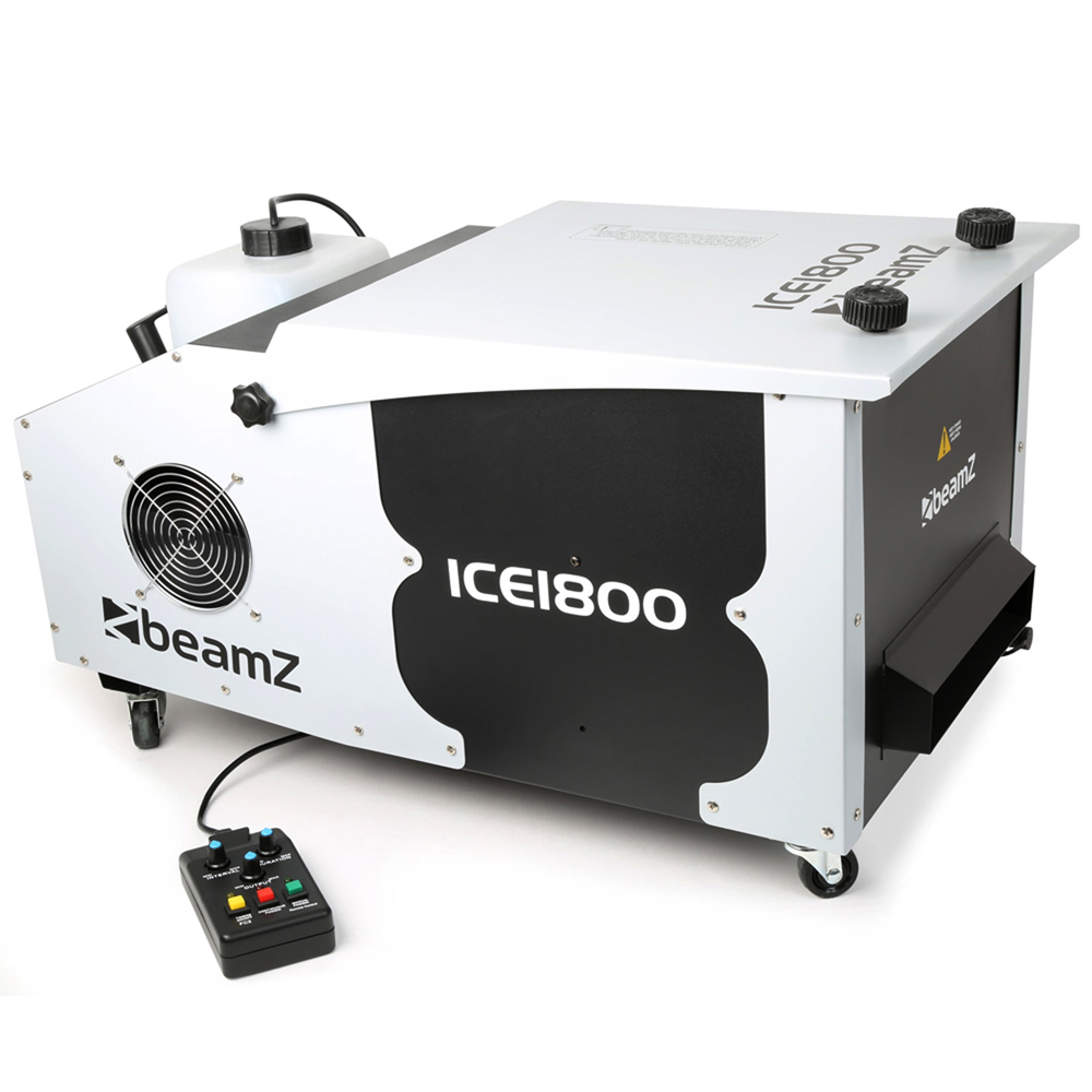 BeamZ ICE1800 Low Fog Machine