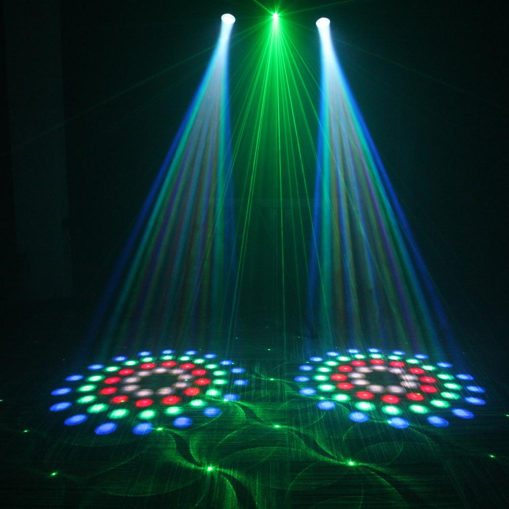beamz 3 some professional colour led disco lighting rail party dj laser light ebay. Black Bedroom Furniture Sets. Home Design Ideas