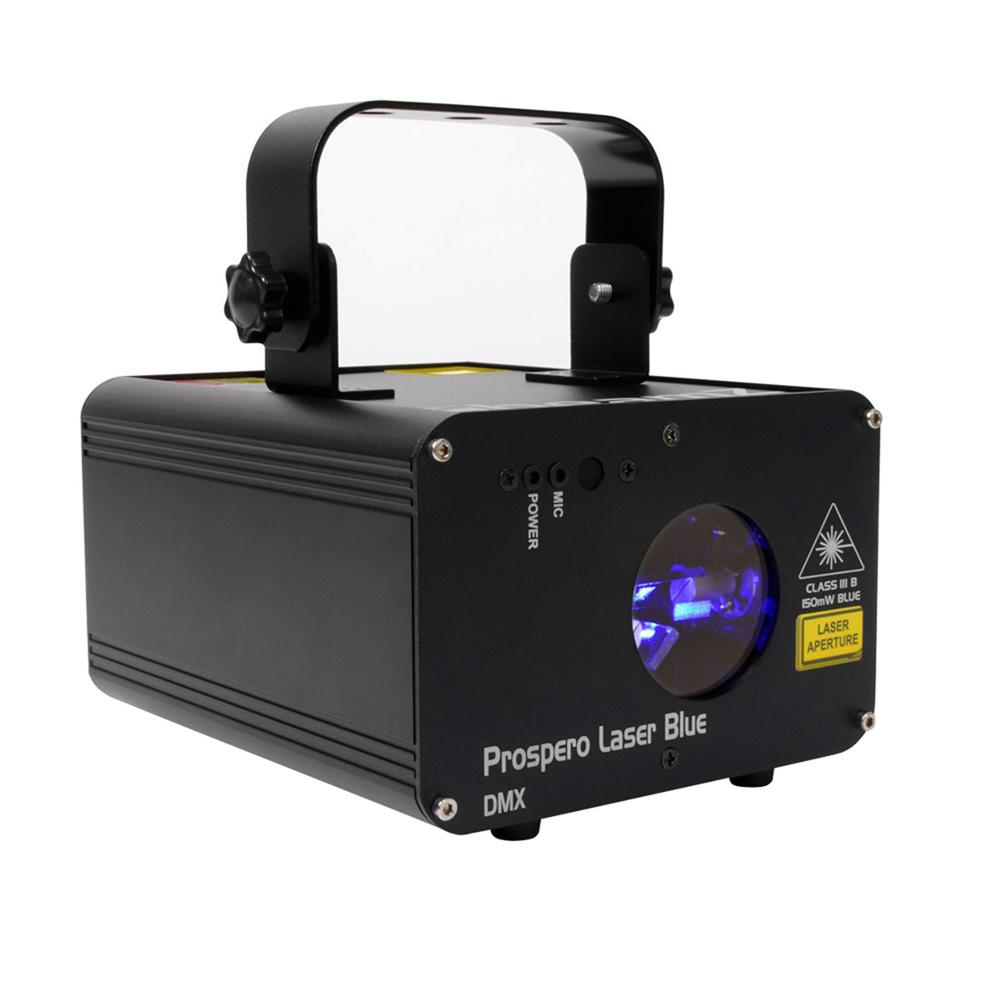Beamz Prospero Blue DMX Laser Light