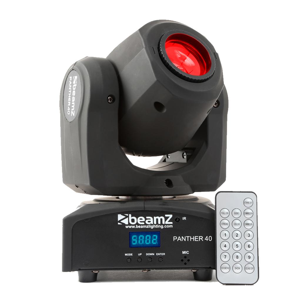 BeamZ Panther40 LED Moving Head Light