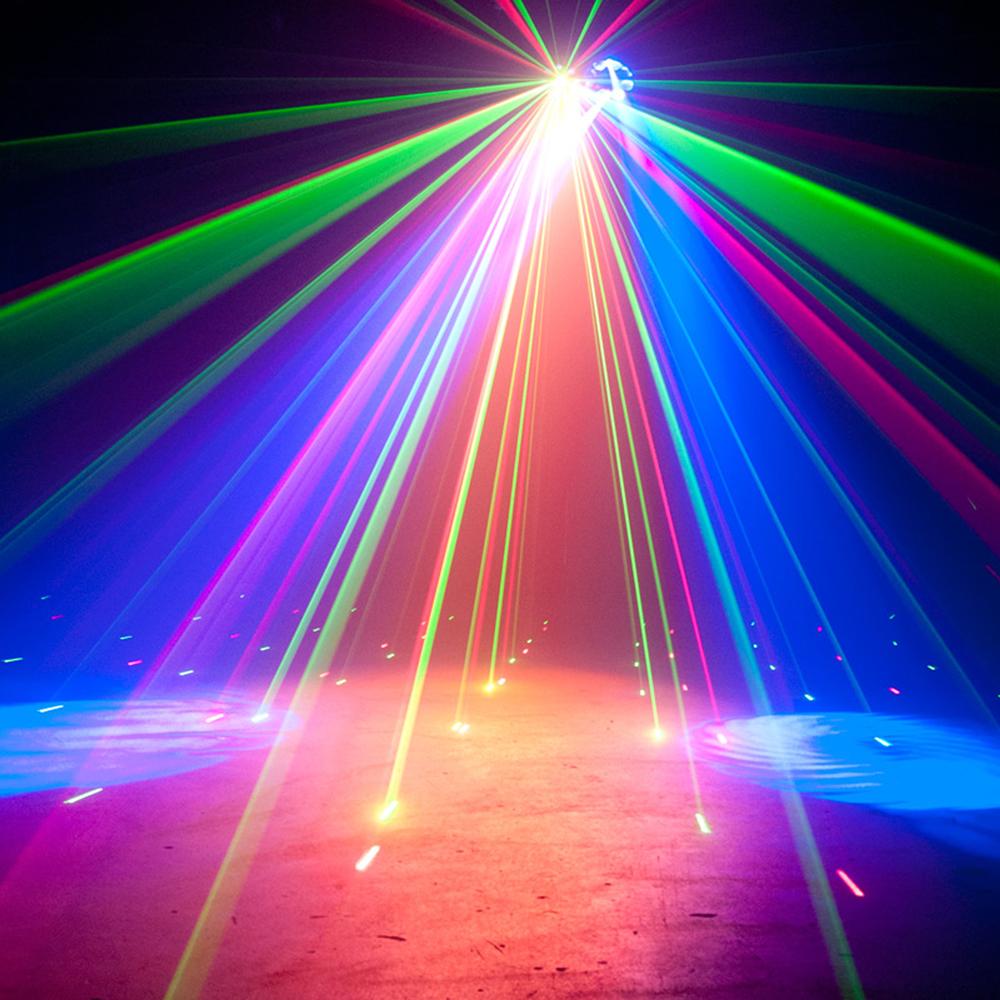 Adj Stinger Gobo Gobo Colour Wash And Laser Light Fixture