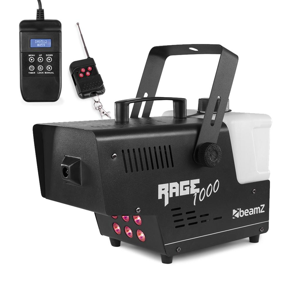 BeamZ Rage 1000LED Smoke Machine
