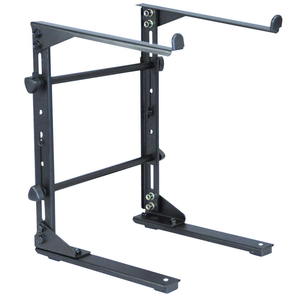 Ergonomic Portable Lifts : Laptop and dj equipment stand portable adjustable solid ebay