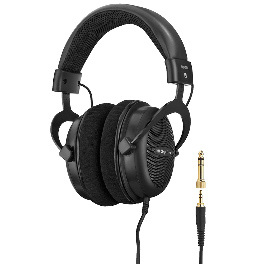 IMG Stage Line 221180 MD-6800 Stereo Headphone