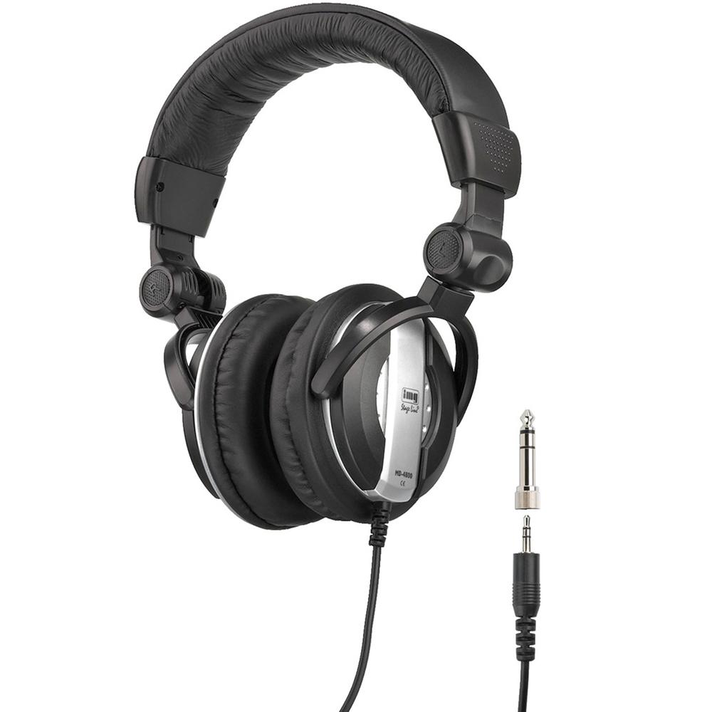 IMG Stage Line 221250 MD-4800 DJ Stereo Headphone