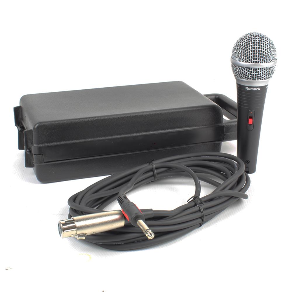 Numark WM200 Professional Vocal PA Microphone