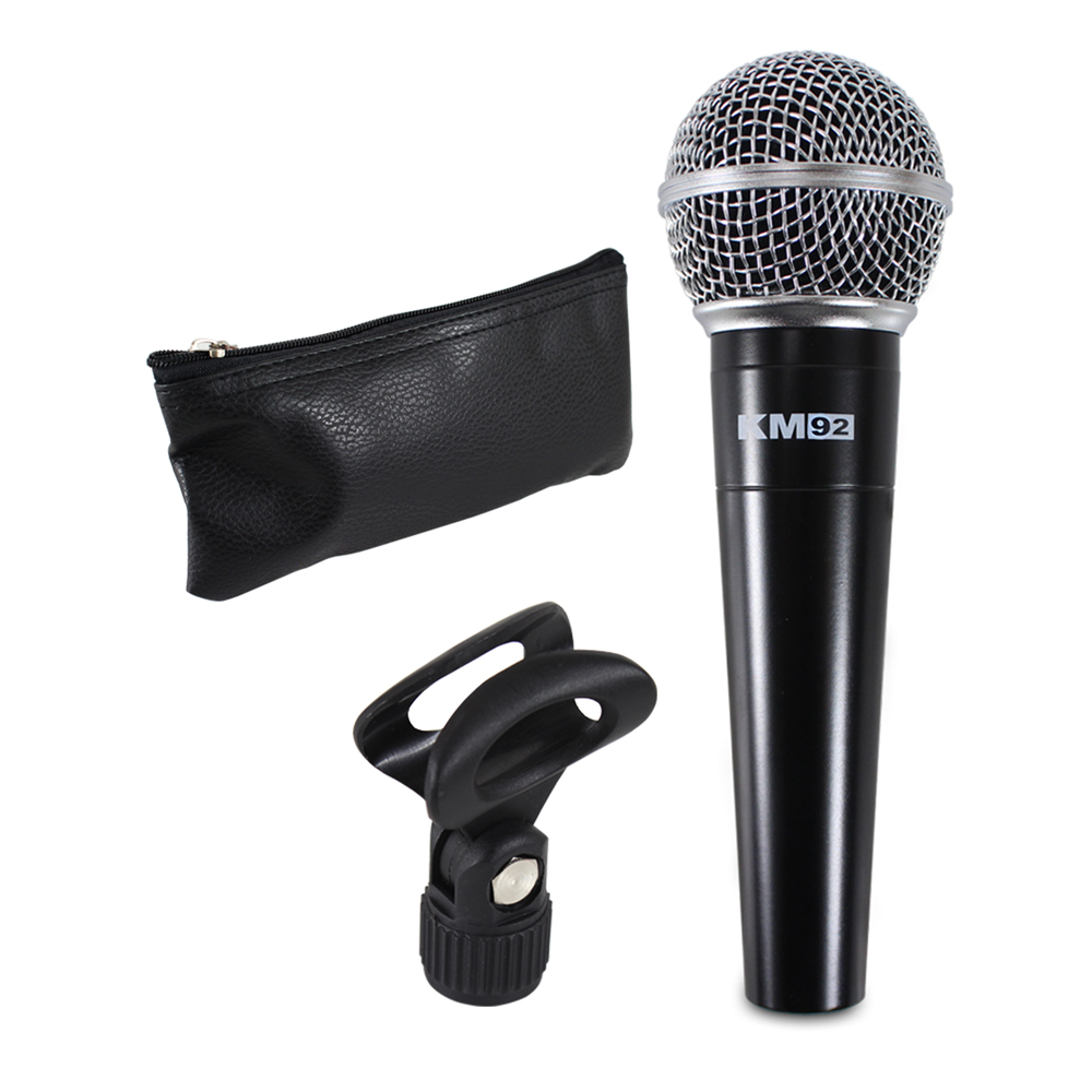 Studiomaster KM92 Dynamic Wired Microphone