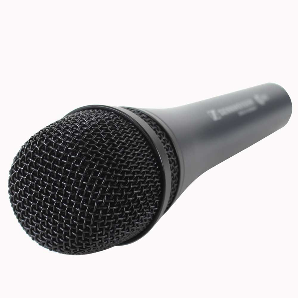 sennheiser e845 dynamic handheld microphone vocalist singer mic wired dj disco ebay. Black Bedroom Furniture Sets. Home Design Ideas