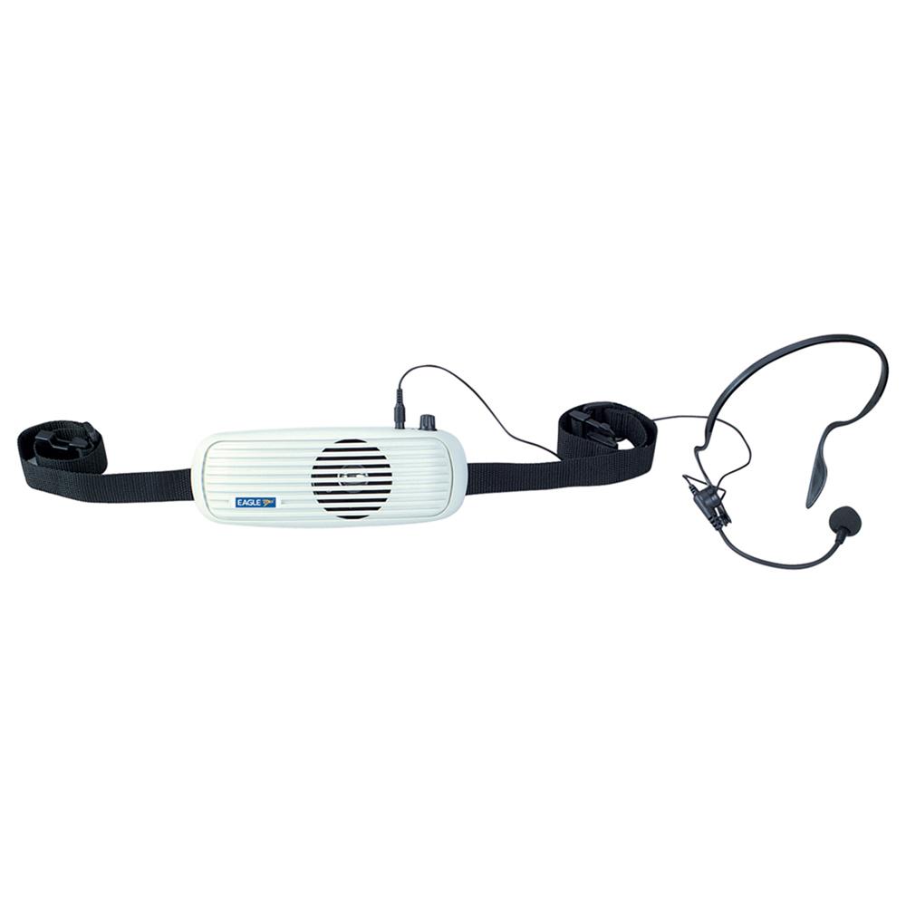 Eagle P660 Waistband Amplifier with Headband Microphone 5W