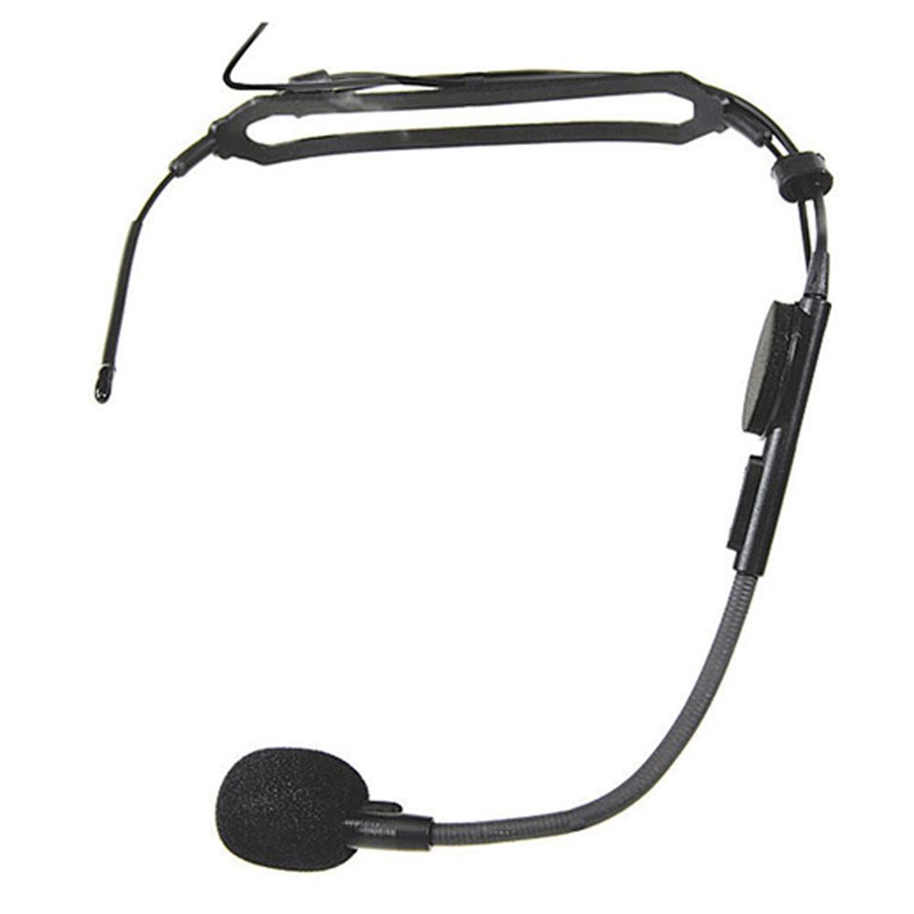 Trantec TR045 HM-33 Headworn Microphone with 3.5 mm Jack Plug