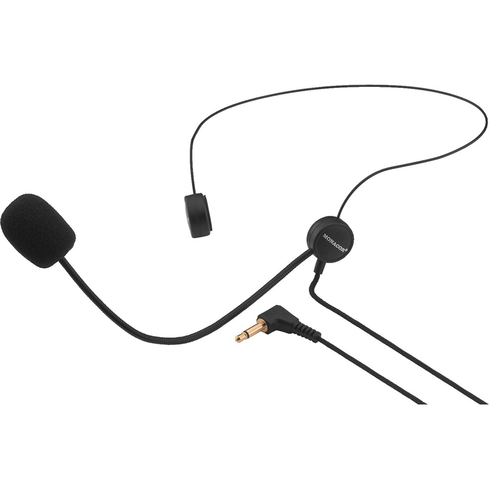 Monacor 230370 HSE-700 Handband Microphone