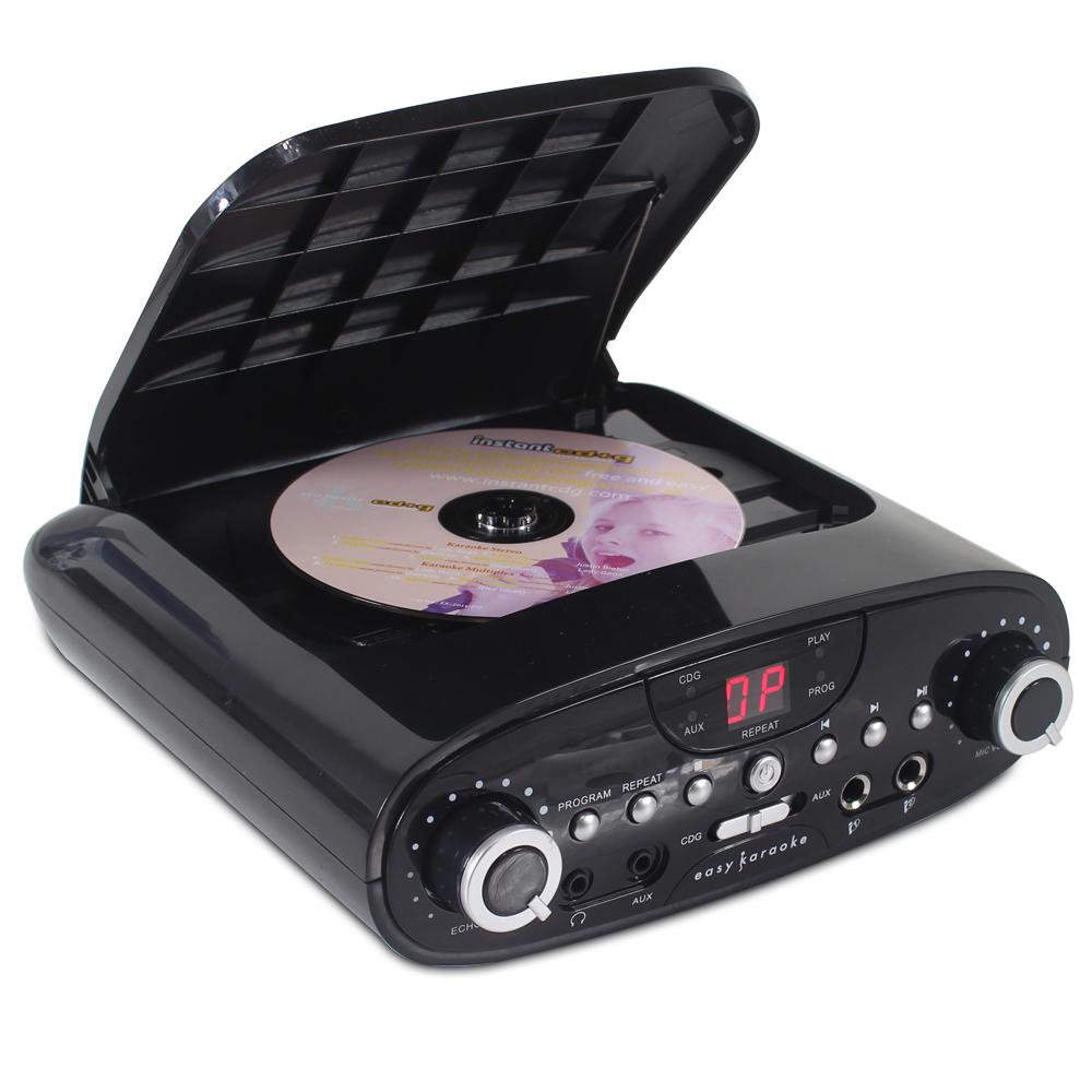 cd g karaoke machine