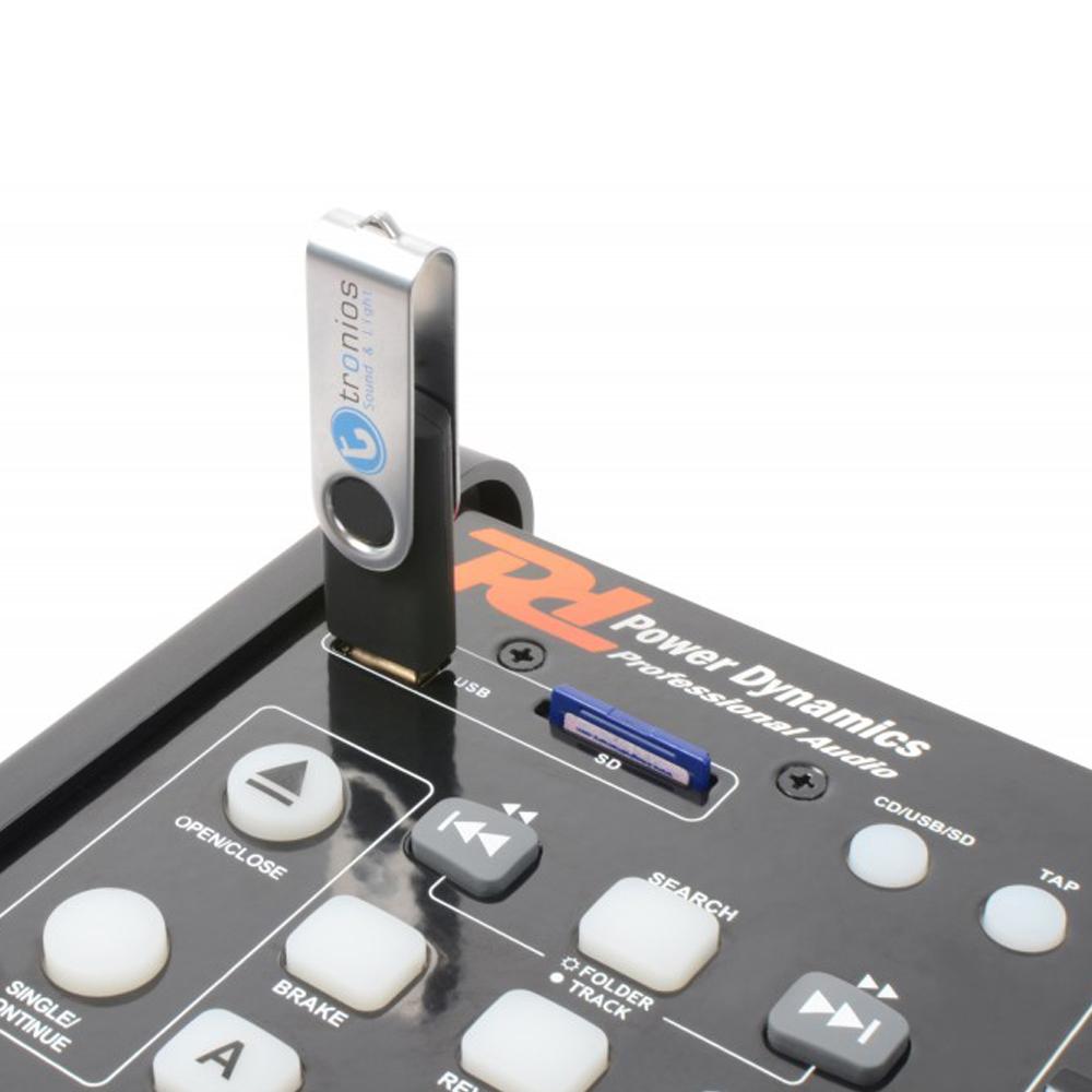 pd pdx125 dual cd deck mixer usb mp3 dj player eq fx party system home studio. Black Bedroom Furniture Sets. Home Design Ideas