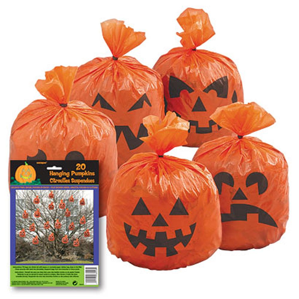 Hanging Pumpkin Halloween Decorations