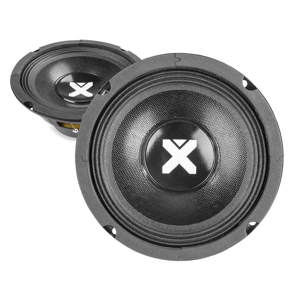 2x Skytec 6 5 Quot Dj Hifi Spare Replacement Parts Speaker