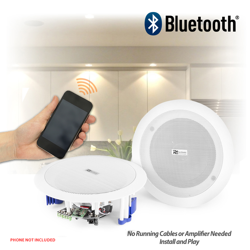 Image For Bluetooth Ceiling Speakers