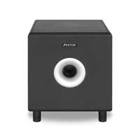 "Fenton SHFS10B 10"" Black Active Subwoofer Speaker"