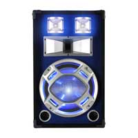 "Skytec 12"" Passive LED Party Speaker"