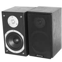 Fenton SHFB55B 5 inch Hi-Fi Bookshelf Speaker Set