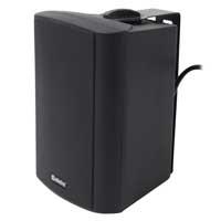 Adastra Weatherproof Wall Speaker 100V Line, Black