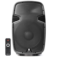 "Vonyx SPJ1500ABT 15"" Bluetooth Active PA Speaker"