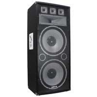 "Skytec TX215 Dual 15"" Passive DJ Speaker"