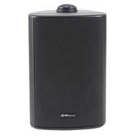 "Adastra 3"" Hi-Fi Speaker Set, Black"