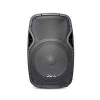 "Vonyx AP1500ABT 15"" Bluetooth Active DJ Speaker"