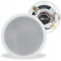 Power Dynamics CSPB6 6.5 inch 100V Line Ceiling Speaker