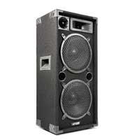 Max 2x10 inch Dual Woofer Passive Home Audio Speaker 1000 Watts