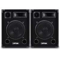 """Skytec MAX10PAIR 10"""" Full Range Passive Speakers 8 Ohm 500 Watt Max"""