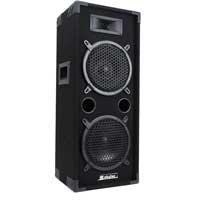 "Max 2 x 8"" Inch Passive Speaker Bedroom DJ Home Audio Hi-fi Disco Party 800W"