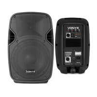 "Vonyx AP800A Hi-End Active PA Speaker 8"" 200W"